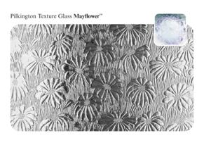 Mayflower Glass Pattern