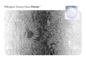 Pelerine Glass Pattern